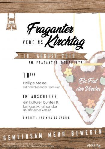 Fraganter Vereinskirchtag